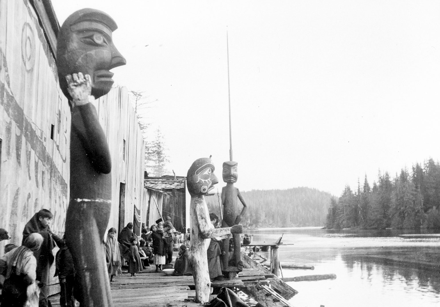 Photograph courtesy of the Royal BC Museum and Archives