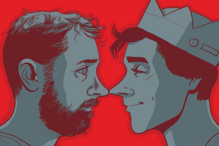 Illustration by Chip Zdarsky