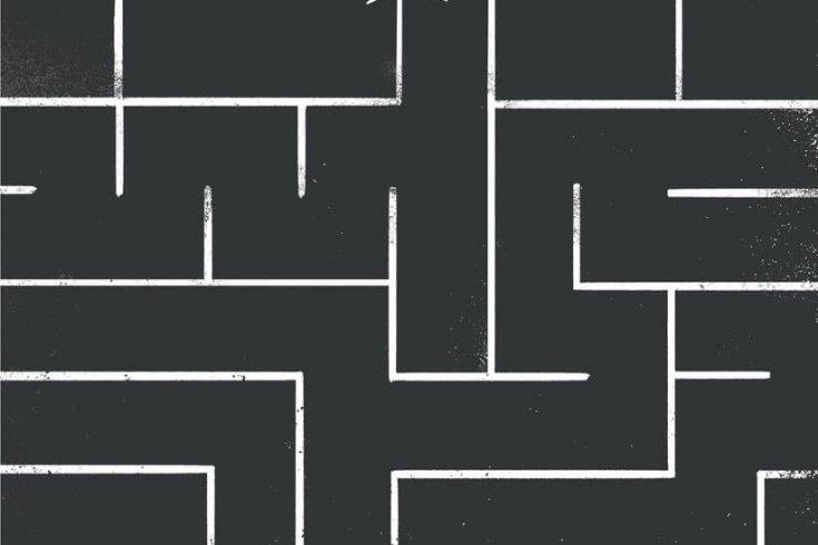 Illustration of a labyrinth