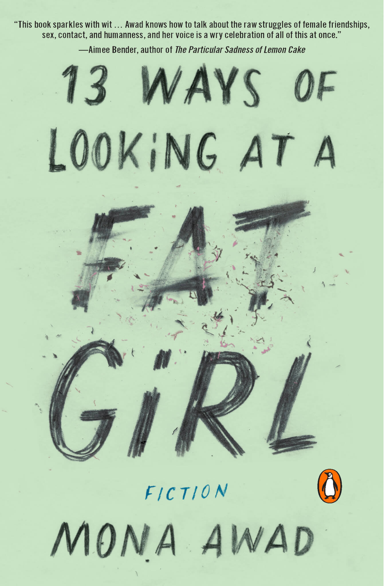 13 Ways of Looking at a Fat Girl book cover