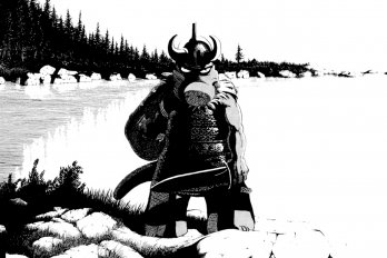 Detail from Cerebus, Volume One. Copyright Dave Sims