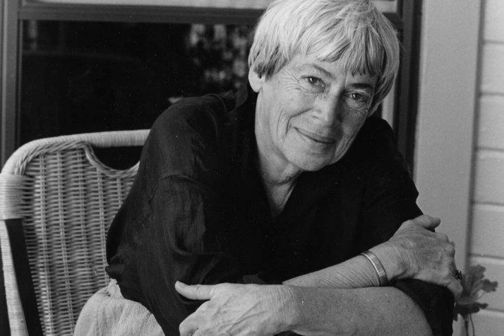 Photograph of Ursula K. Le Guin