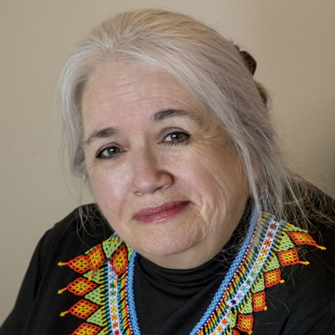 Photo of author Michelle Good.