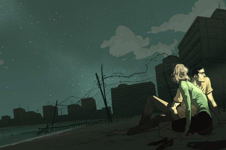 Illustration by Kenny Park
