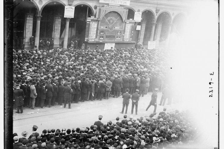 Photograph courtesy of Bain News Service/Library of Congress