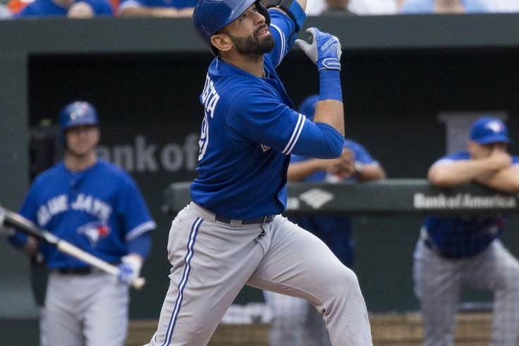 Photograph of José Bautista by Keith Allison