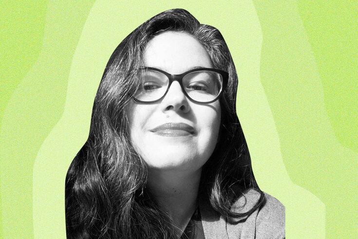 Portrait of Andreae Callanan