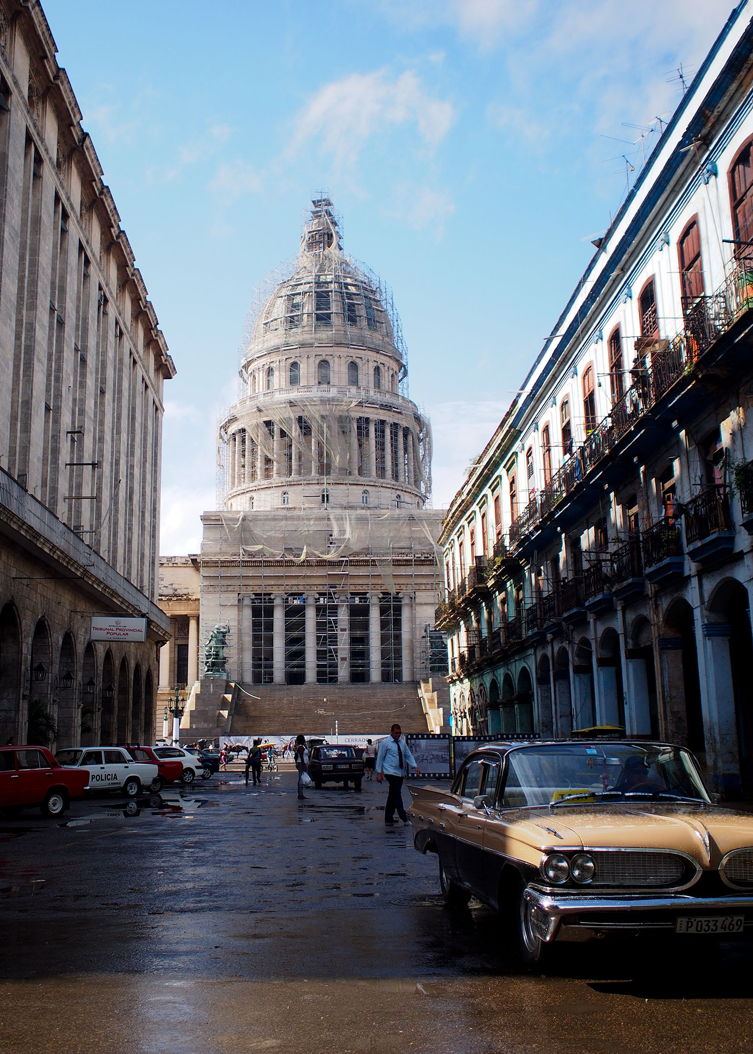 Photograph of Cuba by Harley Rustad