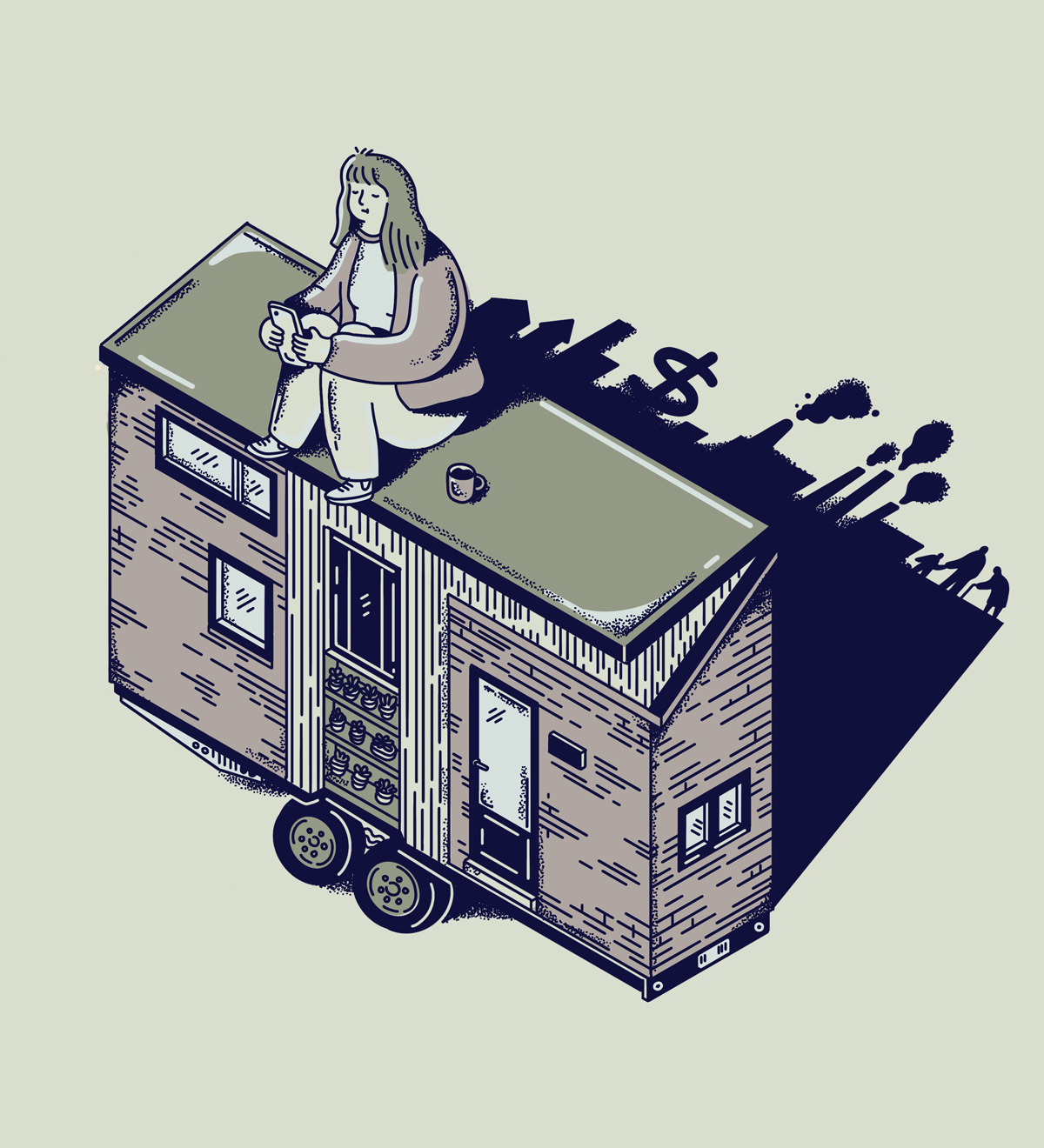 Tiny Homes Won't Fix the Housing Crisis