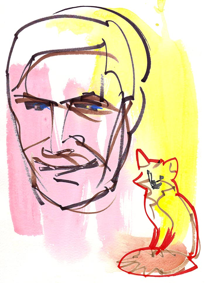 Illustration by Thomas Libetti