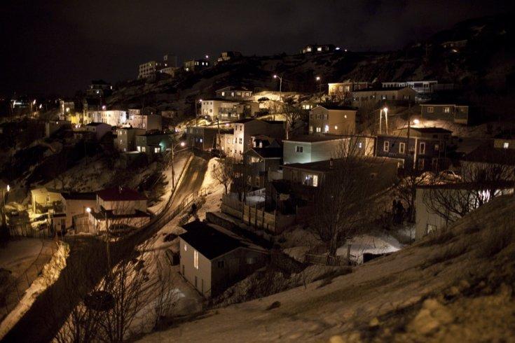St John's, Newfoundland.