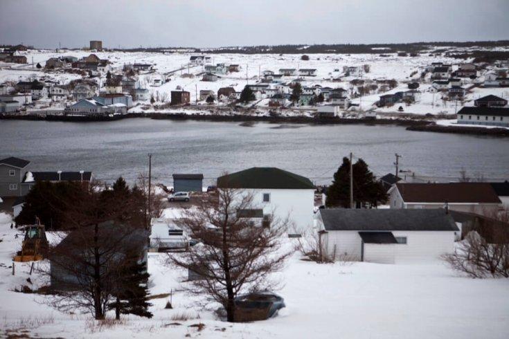 St Lawrence, Newfoundland.