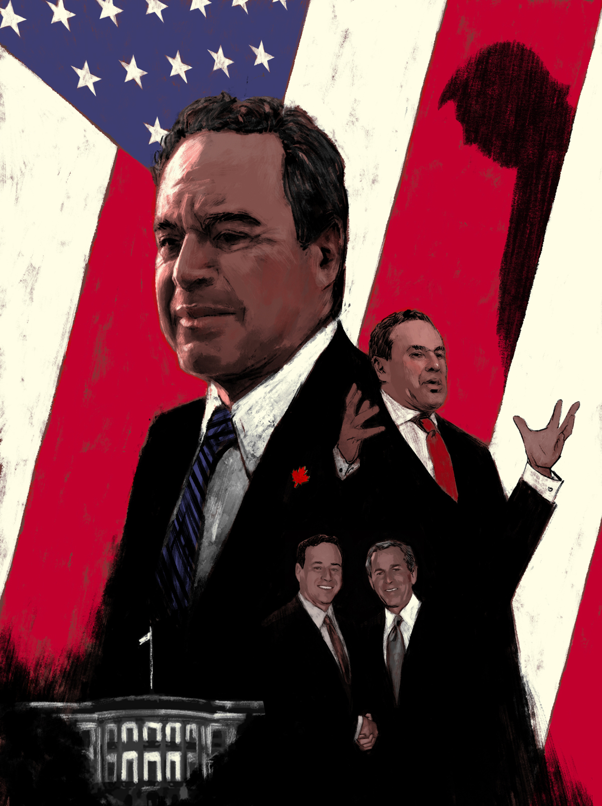 David Frum Fights the Right