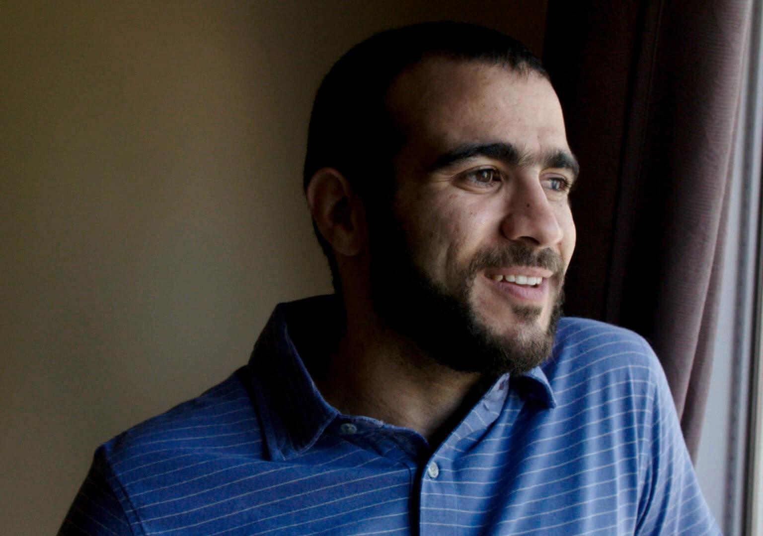 Video still from Guantanamo's Child