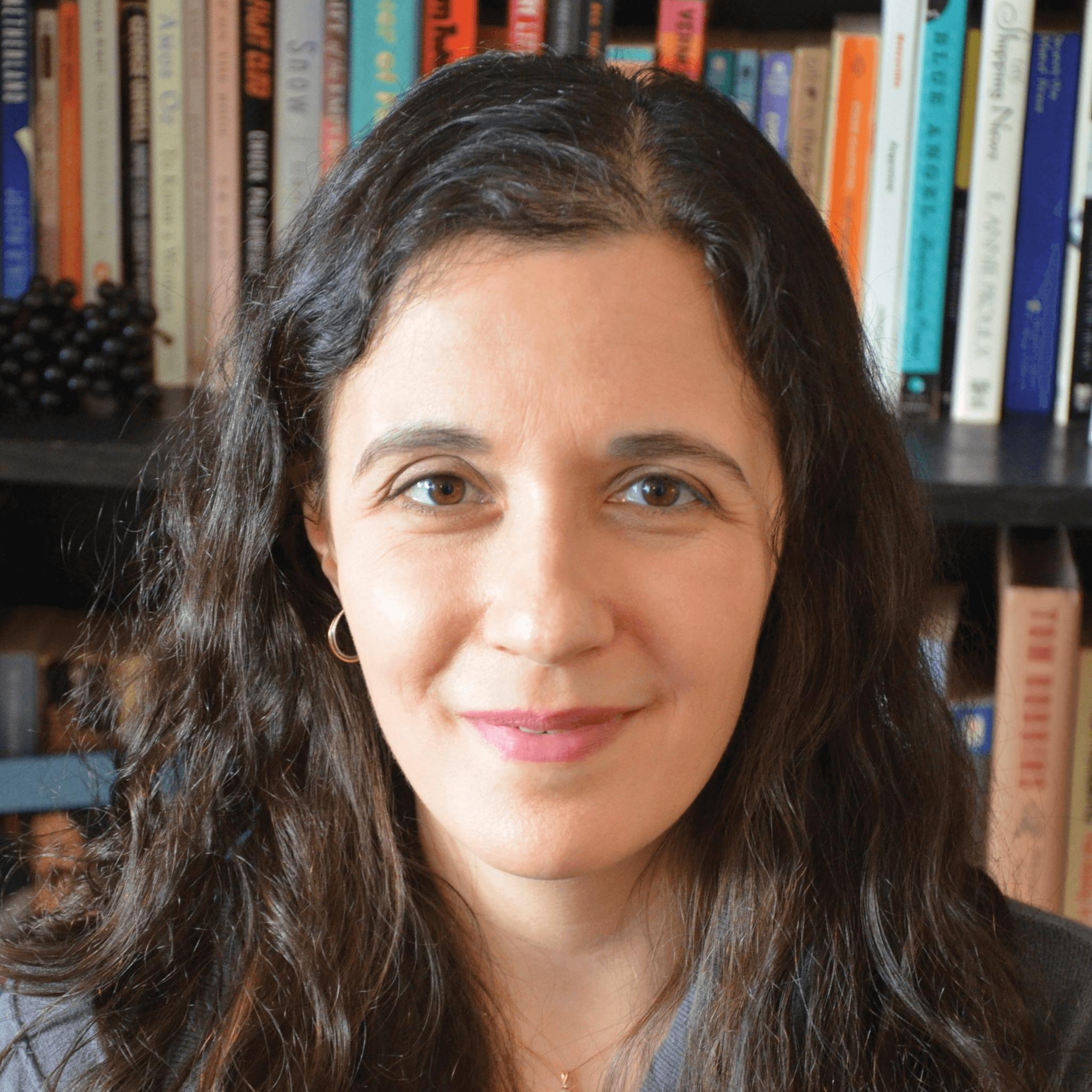 Headshot of Rebecca Rosenblum