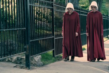 Still from the Handmaid's Tale