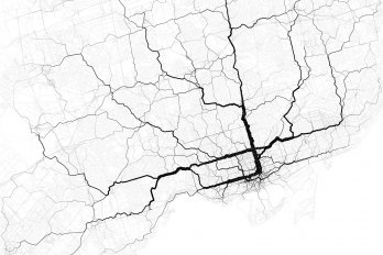 Map by Eric Fischer
