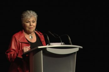 Still image of Roberta Jamieson at The Walrus Talks Aboriginal City
