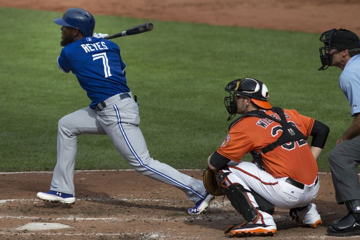 Photograph of Jose Reyes by Keith Allison
