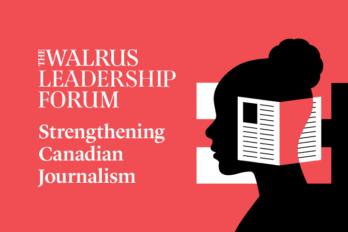 The Walrus Leadership Forum banner image