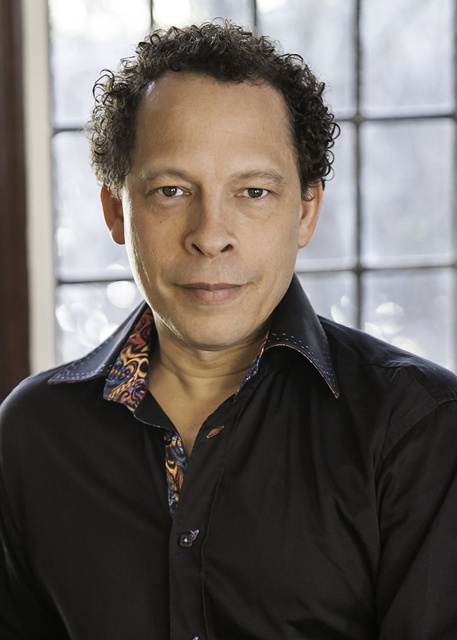 Photo of Lawrence Hill