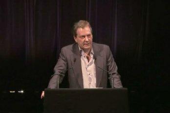 Video still of Noah Richler from The Walrus Talks The Art of Cultural Diversity