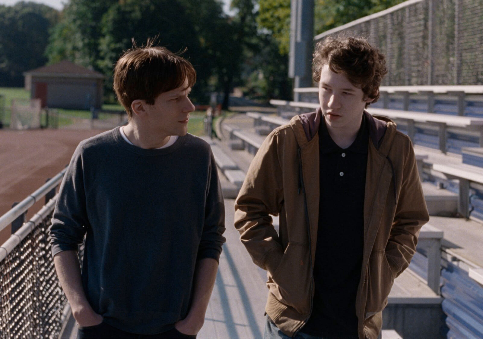 Video still from Louder Than Bombs