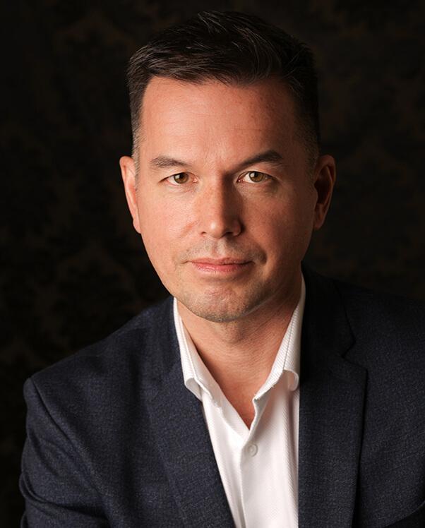 Headshot of Michael Kaan