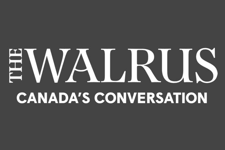 Logo for The Walrus