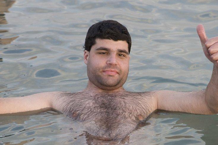Photograph of Joel Schwartz courtesy of Julie Schwartz