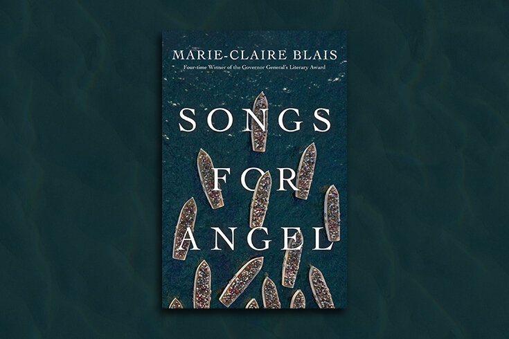 Book cover of Songs for Angel