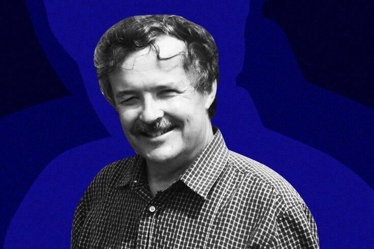 Photograph of Brian Bartlett