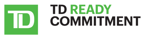TD logo the ready commitment