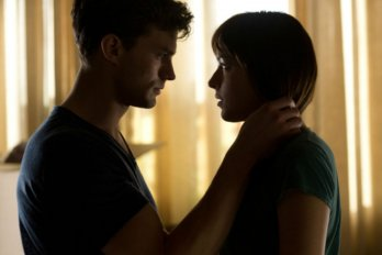 Film still from Fifty Shades of Grey