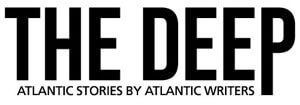 Logo for The Deep magazine