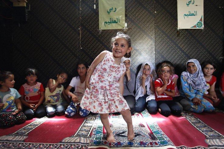 Photograph courtesy of Dominic Chavez/World Bank
