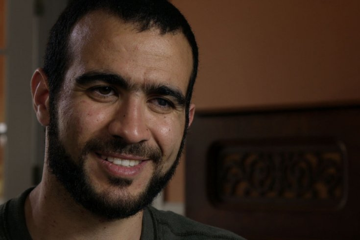 Still from the documentary Guantanamo's Child