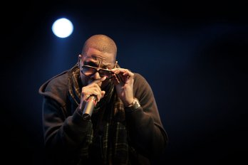 Photograph of Jay Z by Kim Erlandsen/NRK P3