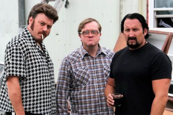 Photograph of the Trailer Park Boys courtesy of Netflix