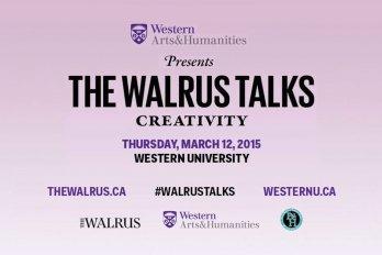 The Walrus Talks Creativity