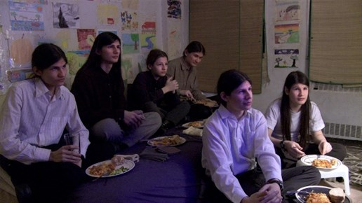 Video still from The Wolfpack courtesy of hotdocs.ca