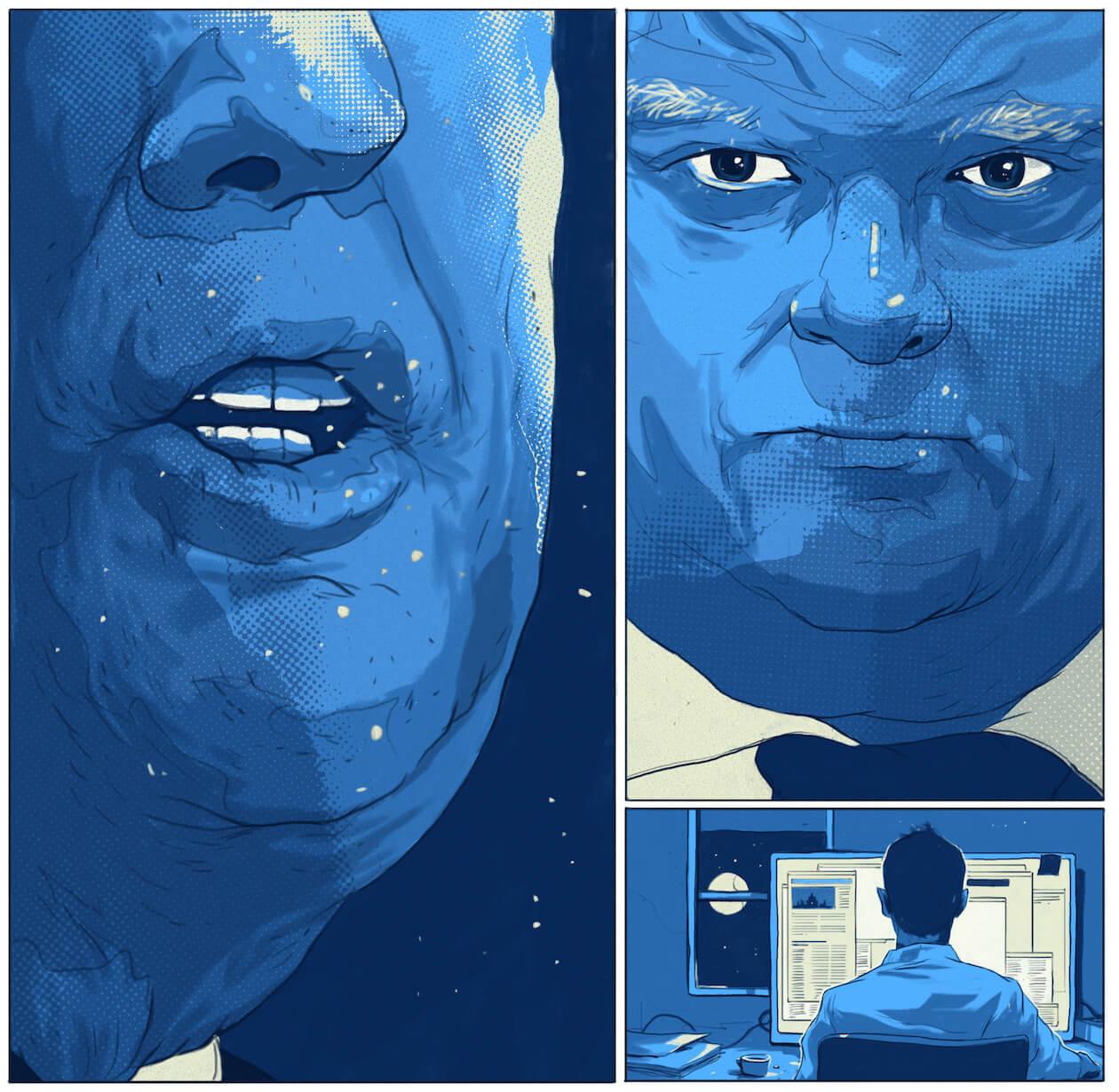 Illustration by Simon Prades