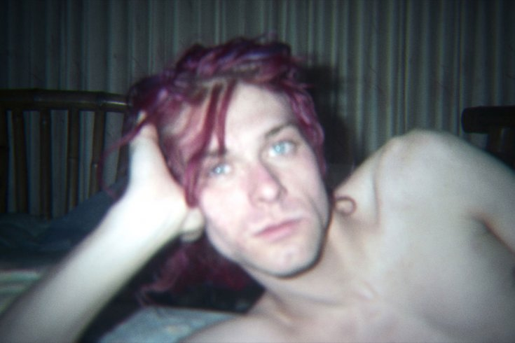 Video still from Kurt Cobain: Montage of Heck