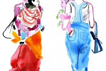 Illustration by Lauren Tamaki