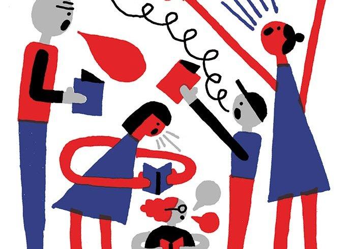 Illustration by Benoit Tardif