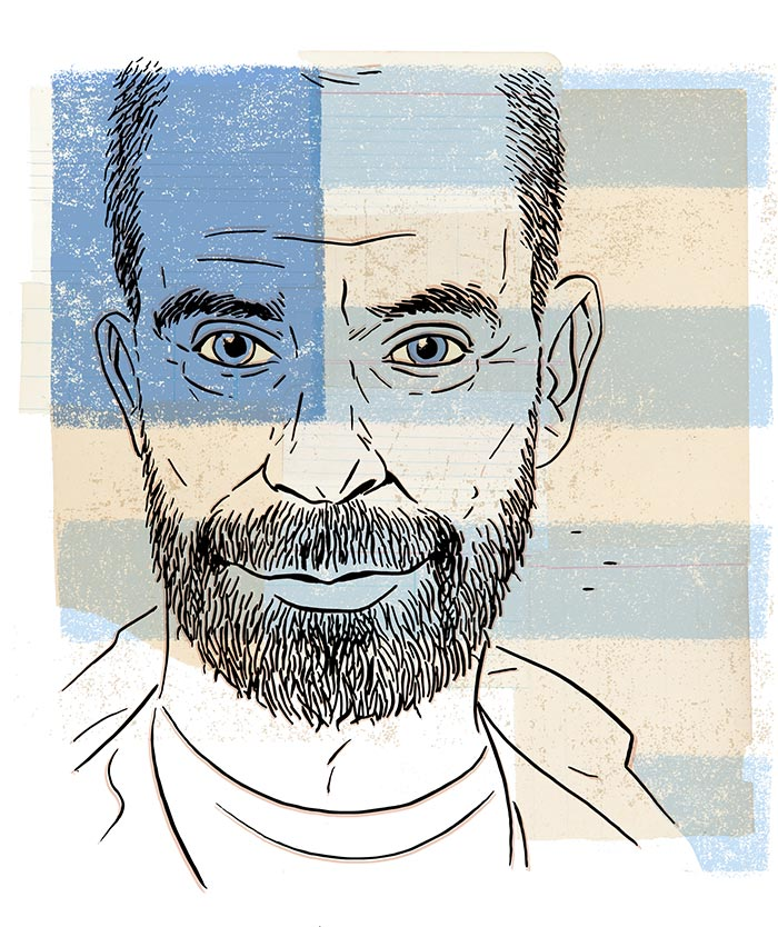 Illustration by Carl Wiens