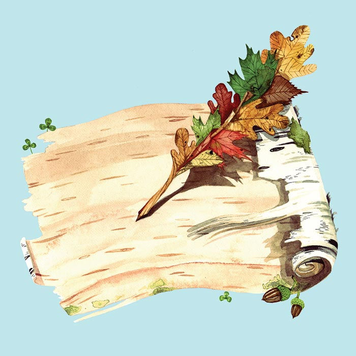 Illustration by Melinda Josie