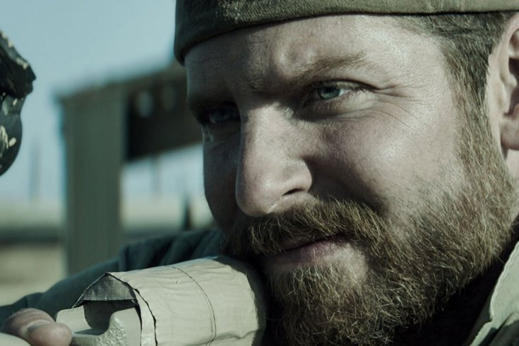 Video still from American Sniper
