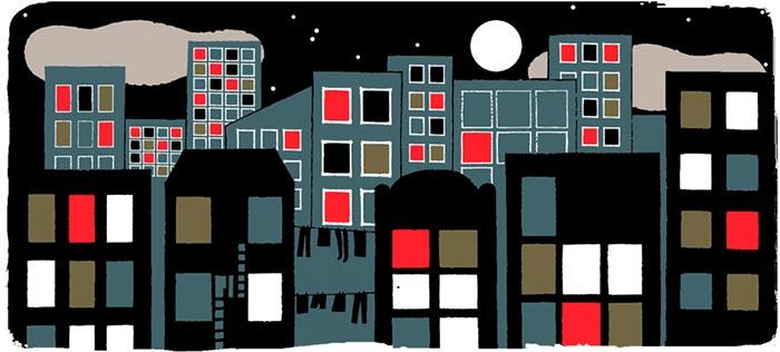 Illustration by Sara Guindon