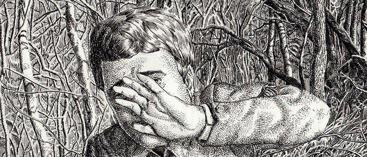Illustration by Ben Clarkson